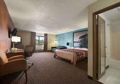 Super 8 by Wyndham Peoria - Peoria - Bedroom
