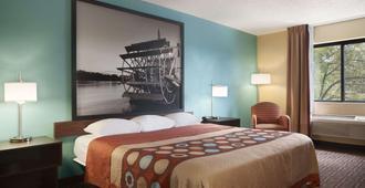 伊利諾皮奧里亞速 8 酒店 - 皮奥利亞 - 皮奧里亞 - 臥室