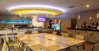 格羅波音特酒店 - 穆爾薩 - 雷昂 - 獅子城 - 餐廳