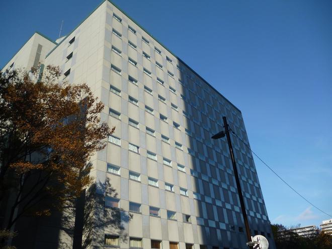 Koraku Garden Hotel - Tokio - Gebäude
