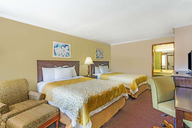 Days Inn by Wyndham, Slidell - Slidell - Bedroom
