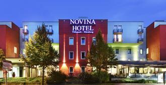 Novina Hotel Tillypark - נורמברג - בניין