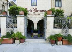 Maria Giovanna Guest House - Marsalforn - Byggnad