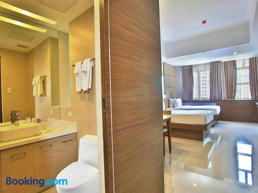 Valero Grand Suites By Swiss-Belhotel Makati - Μακάτι - Μπάνιο