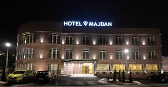 Hotel Majdan - Belgrade - Building