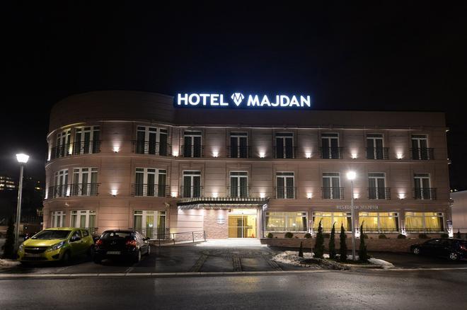 馬吉安酒店 - 貝爾格勒 - 貝爾格萊德 - 建築