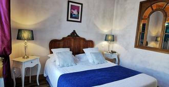 Hôtel des Prélats - נאנסי - חדר שינה