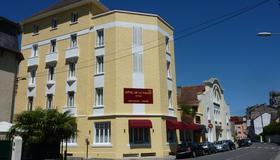 Citotel de la Vallee - Lourdes - Gebouw