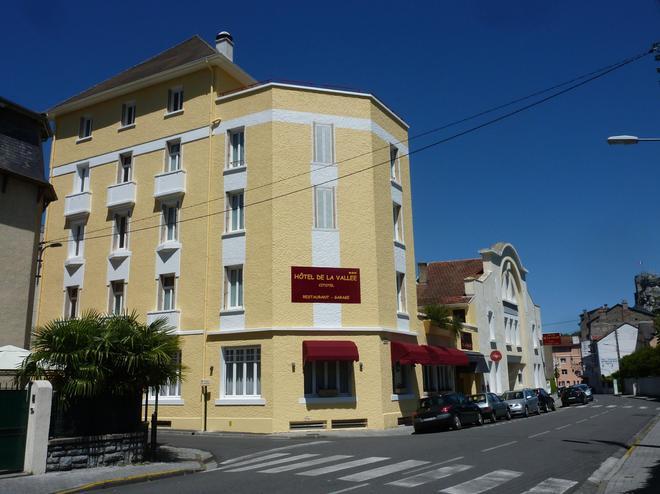 Citotel De la Vallee - Lourdes - Toà nhà