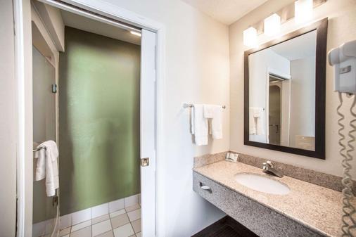 Sleep Inn Decatur I-72 - Decatur - Bathroom