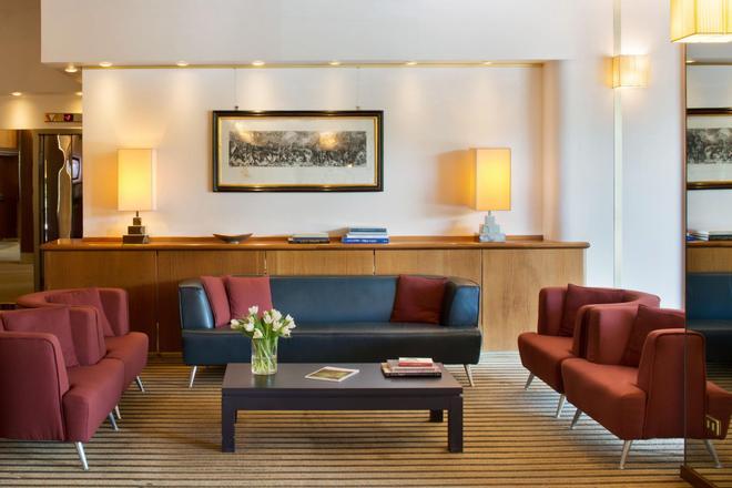 Starhotels Cristallo Palace - Bergamo - Lobby