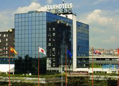 スターホテル クリスタッロ パレス - ベルガモ - 建物