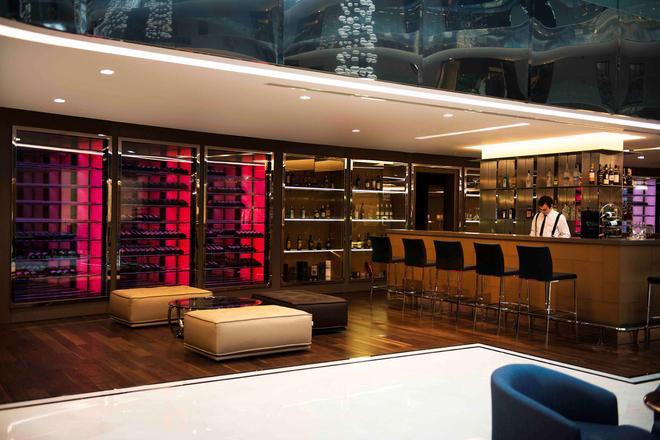 Radisson Blu Hotel, Istanbul Sisli - Estambul - Bar