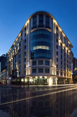 Radisson Blu Hotel, Istanbul Sisli - Estambul - Edificio