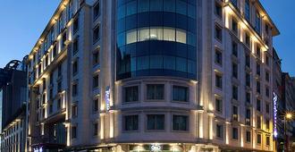 Radisson Blu Hotel, Istanbul Sisli - איסטנבול - בניין