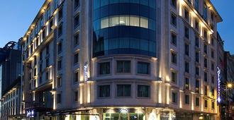 伊斯坦堡希什利雷迪森布魯酒店 - 伊斯坦堡 - 伊斯坦堡 - 建築