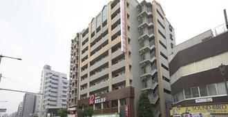 Hotel Relief Namba Daikokuchou - Osaka - Rakennus