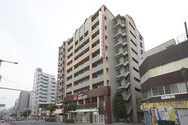 Hotel Relief Namba Daikokuchou - Osaka - Building