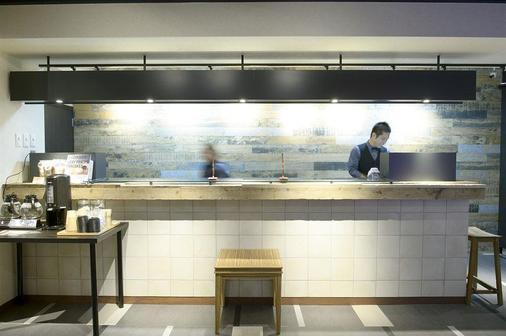 Hotel Relief Namba Daikokuchou - Osaka - Vastaanotto