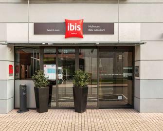 ibis Mulhouse Bale Aeroport - Saint-Louis - Building