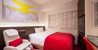 Remm Roppongi - Tokio - Schlafzimmer