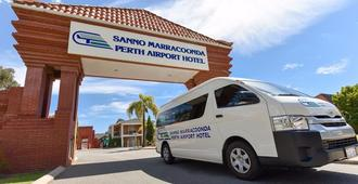 Sanno Marracoonda Perth Airport Hotel - Perth