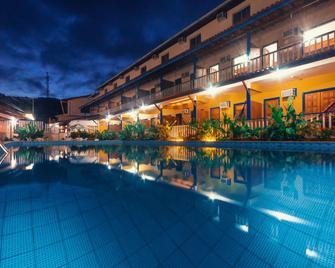 Hotel Morro da Saudade - Morro de Sao Paulo - Pool