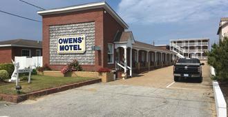 Owens' Motel - Нэгс-Хед - Здание