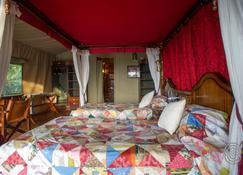 Kirawira Serena Camp - Serengeti - Bedroom