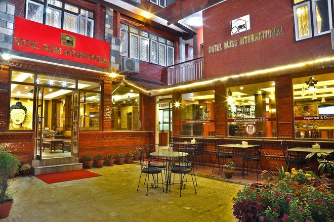 Hotel Bliss International - Κατμαντού - Κτίριο