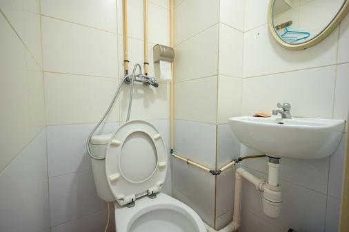Cosmic Guest House - Hong Kong - Phòng tắm