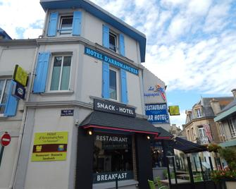 Hotel d'Arromanches - Траси-сюр-Мер