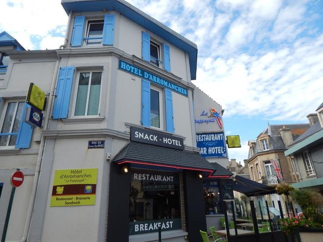 Hotel d'Arromanches - Arromanches-les-bains - Building