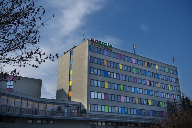 Hotel Energie - Prague - Building