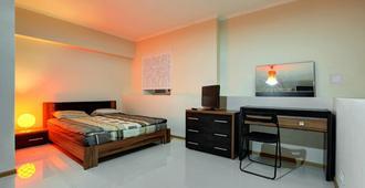 Mini Hotel Brusnika Izmailovskaya - Moscow - Bedroom