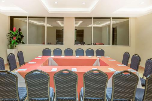 Tryp By Wyndham Panama Centro - Panama City - Meeting room