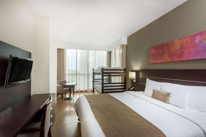 Tryp By Wyndham Panama Centro - Panama City - Bedroom
