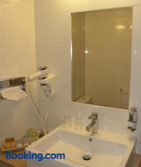 威爾遜酒店 - 狄戎 - 第戎 - 浴室
