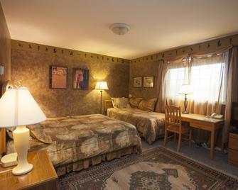 Midnight Sun Inn - Whitehorse - Bedroom