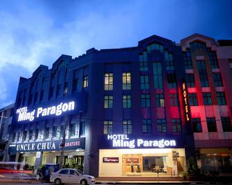 Ming Paragon Hotel & Spa - Kuala Terengganu - Building