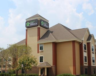 Extended Stay America - Washington, D.C. - Chantilly - Dulles South - Chantilly - Building