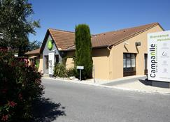 Hotel Campanile Marseille - Vitrolles Anjoly - Vitrolles - Rakennus