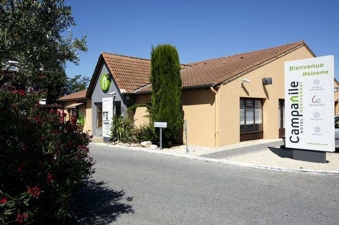 Hotel Campanile Marseille - Vitrolles Anjoly - Vitrolles - Building