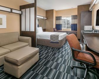 Microtel Inn & Suites by Wyndham Scott Lafayette - Scott - Спальня