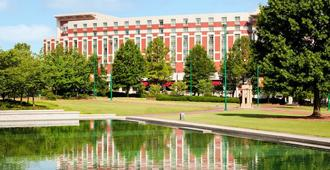 Embassy Suites Atlanta At Centennial Olympic Park - Atlanta - Edificio