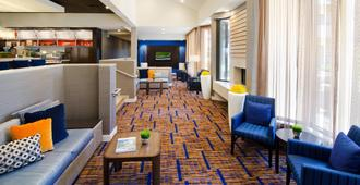 Courtyard by Marriott St. Louis Westport Plaza - San Luis - Lobby