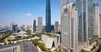 The Ritz-Carlton Guangzhou - Guangzhou - Außenansicht