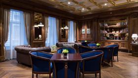 Lotte Hotel St.Petersburg - Sankt Petersburg - Lounge