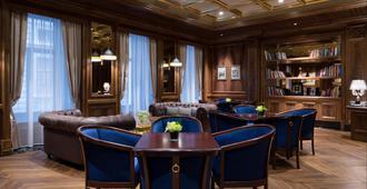 Lotte Hotel St.Petersburg - סנט פטרסבורג - טרקלין