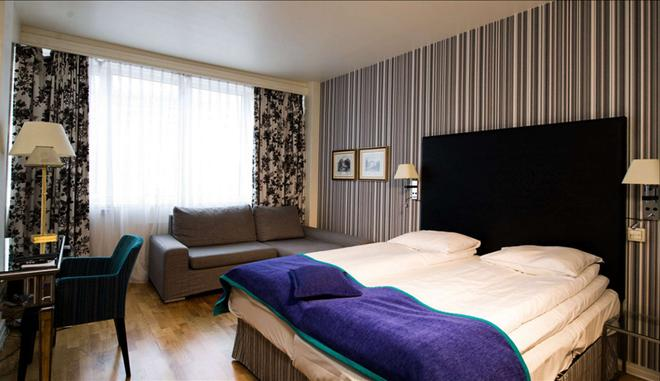 Clarion Collection Hotel Bastion - Oslo - Phòng ngủ